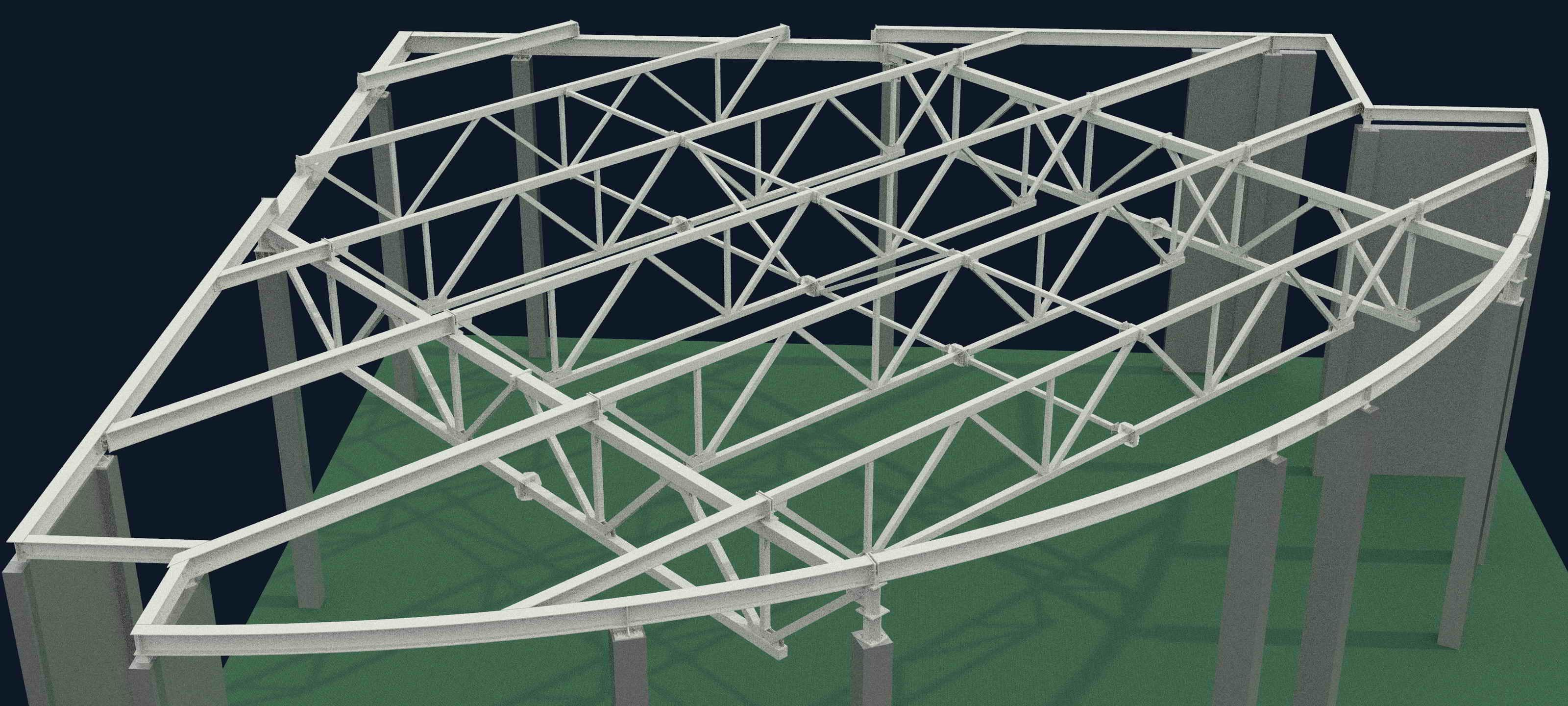 КМД металлоконструкций